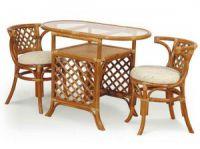 Ротанговая мебель в интерьере вашего дома