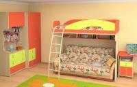 Подбирайте мебель, соответствующую росту ребенка