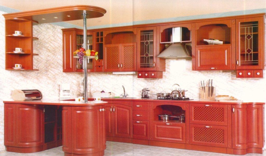 Кухня из МДФ