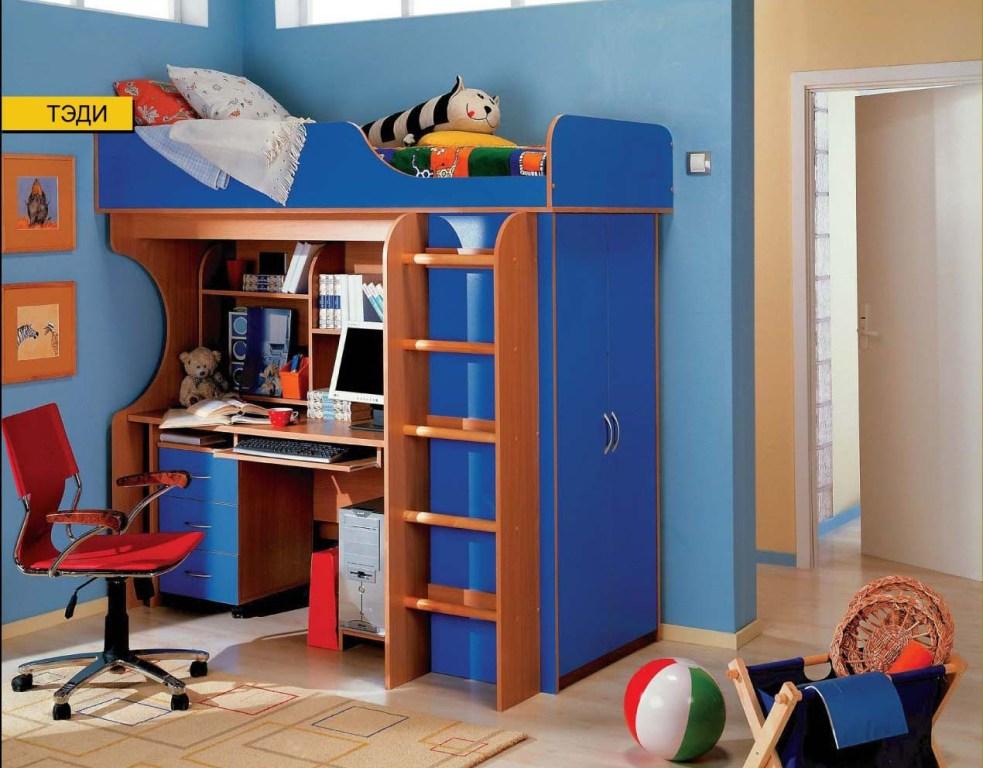 Mebel 34 Детская мебель. Модель Тэди