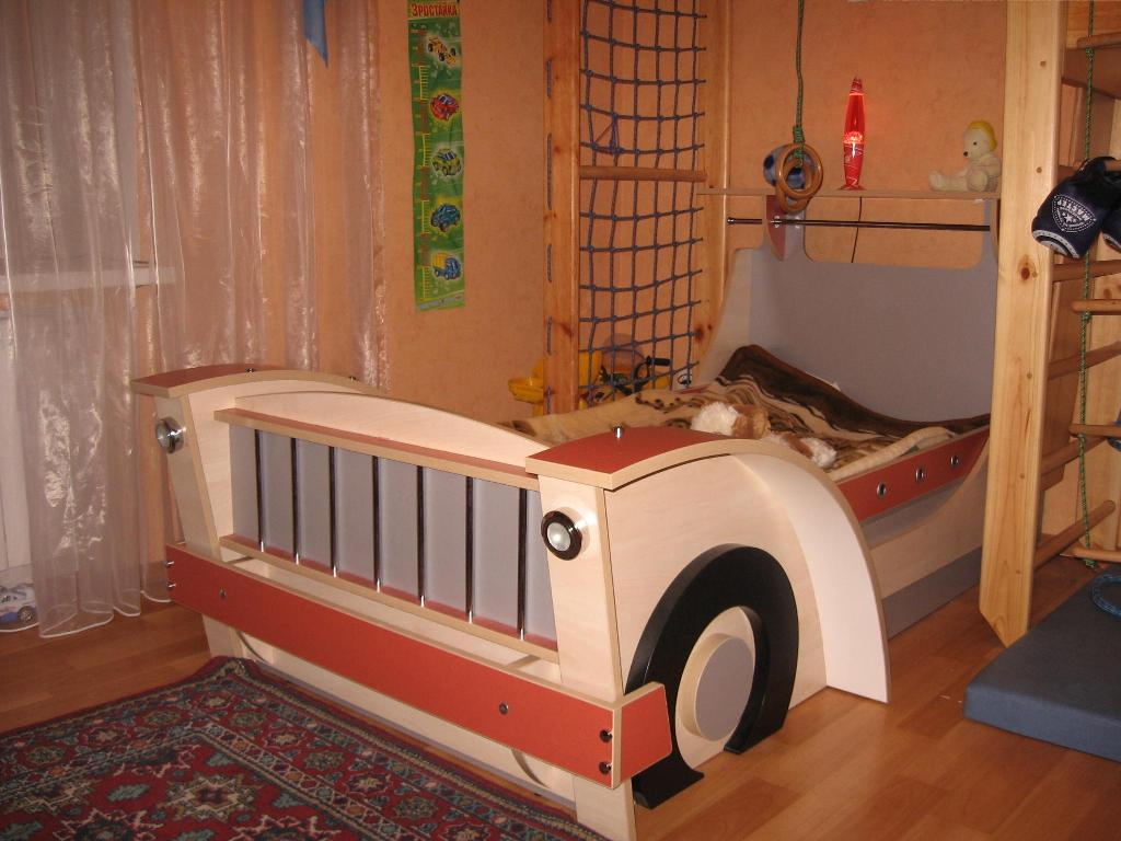 Mebel 38 Кровать машина