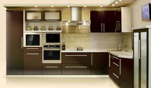 Кухня встройка