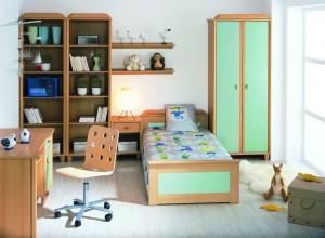 Комната маленького школьника