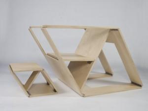 Неординарный стол