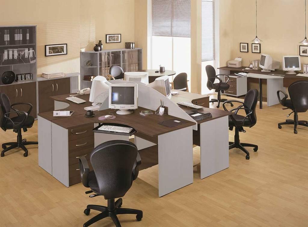 Рабочий офис