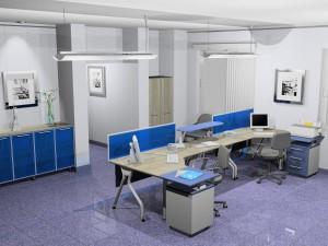 Дизайн офисной мебели