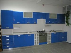 Материалы и технологии в кухонной мебели