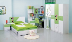 detskaea komnata 300x178 Моделирование детской комнаты