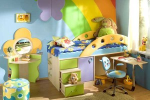 mebeli deti 300x200 Красивая мебель для детской комнаты