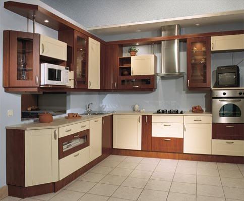Угловые кухни на заказ: особенности проектирования и конструирования