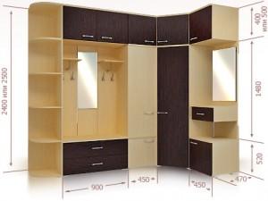 mebeli prihojeaea 300x225 Выбираем мебель для прихожей