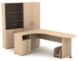 ofisnaea mebeli11 300x237 Офисная мебель: выбор материала