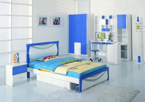 det mebeli1 300x210 В детской комнате должно быть минимум мебели