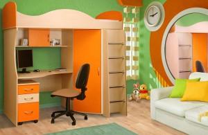 det mebeli3 300x195 Детская мебель должна быть функциональной