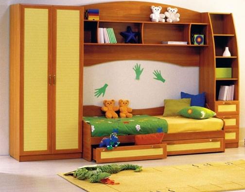 Выбирайте мебель без острых углов
