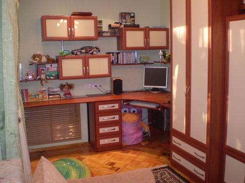 Сэкономить пространство поможет трансформирующаяся мебель